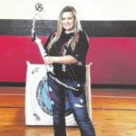 Sharp qualifies for both state and national archery competitions