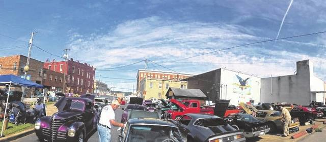 Last year the Main Street Car Show had around 90 plus vehicles, this year that number is expected to be doubled with participants.