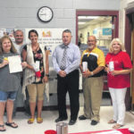 PPPS recognizes staff members