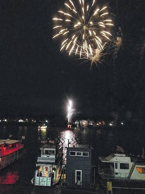 The fireworks show is expected to be even bigger and better than last year's show.