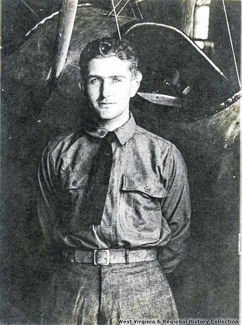 Louis Bennett Jr. was West Virginia's only World War I fighter ace.