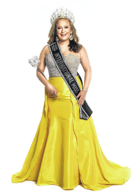 2019 Pure International Miss Brittany Sayre