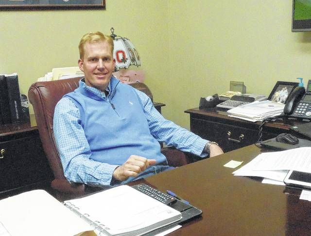Gallia native Ryan Smith served as the 93rd district's state representative in the Ohio House of Representatives.
