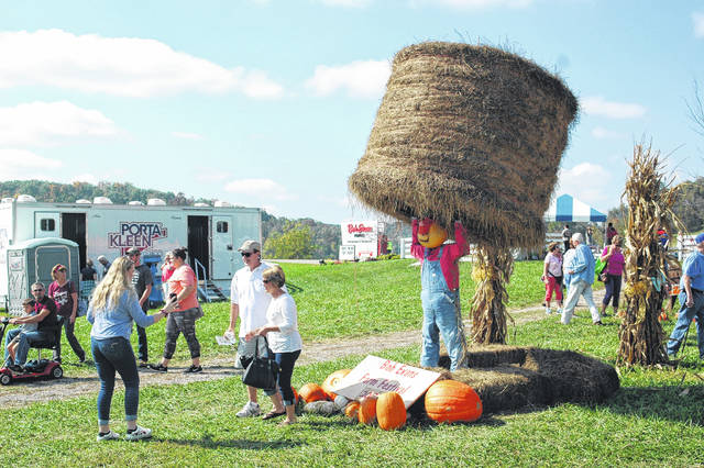The 49th annual Bob Evans Farm Festival returns Oct. 11-13.