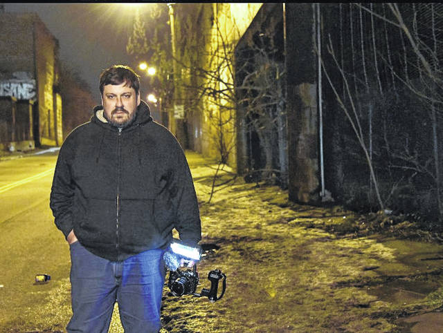 Dan Bell, pictured, will be a featured guest at this year's Mothman Festival.