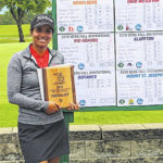 Rio's Gioffre claims 3rd straight tourney title