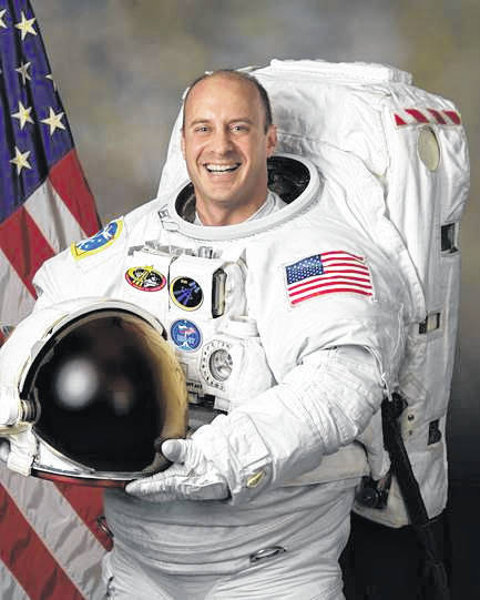 Dr. Garrett Reisman, pictured, will be speaking at 7 p.m., Tuesday, Sept. 24 at Gallia Academy High School. Reisman is a former astronaut with NASA and currently a Professor of Astronautical Engineering at USC and a Senior Advisor at SpaceX.