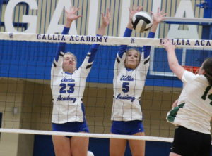 Blue Angels sweep Athens in sectional semi