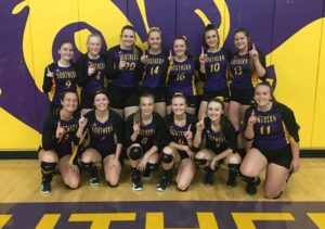 Lady Tornadoes win sectional over Symmes Valley