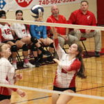 Lady Falcons soar past Ravenswood