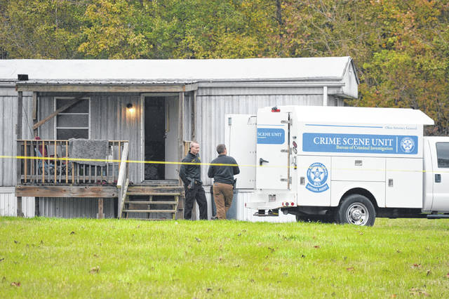 Ohio Bureau of Criminal Investigation investigates a report of an officer-related shooting on Ohio 7 in the 1800 block.