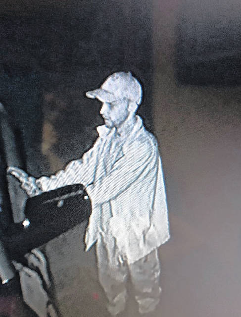 The Point Pleasant Police Department is looking for this person of interest.