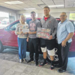 Smith Chevrolet supports South Gallia Basketball