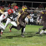 Meigs knocks off Spartans, 30-7