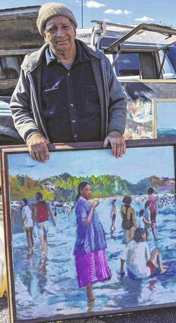Charles Ott, 72, of Lincoln County, will be the featured artist at Gallery at 409.