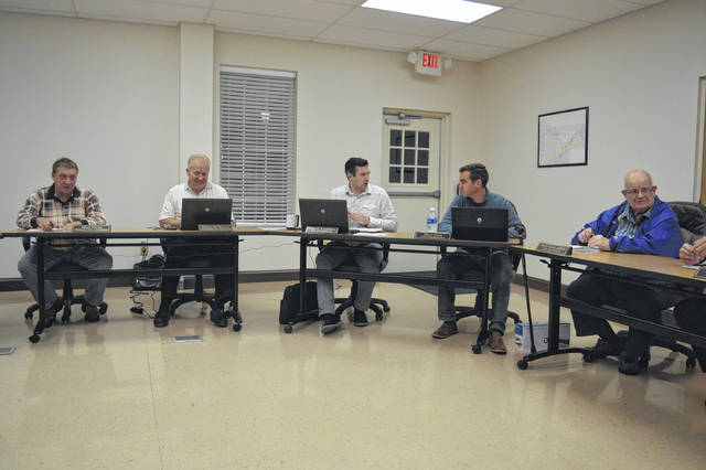 Gallipolis City Commission holds its regular meetings at 333 Third Avenue in the Gallipolis Municipal Building, the first Tuesday of the month.