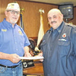Sigman named 'Firefighter of the Year'