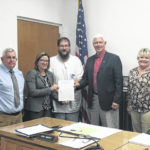 Commissioners approve, sign proclamations