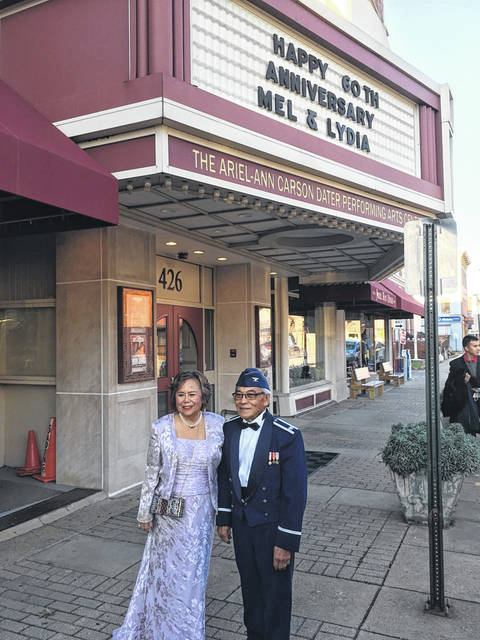 Dr. Mel and Lydia Simon recently celebrated their 60th anniversary. They were part of the French 500 Clinic and have around 30 years of medical missions to the Philippines among other civic activities and other philanthropy in Gallia County.
