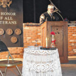 Recognition of service – Veterans Day observed in Mason, New Haven