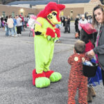 Wahama S.A.D.D. hosts Trunk-or-Treat