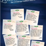 Letters to Santa 2019