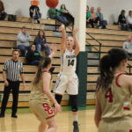 Lady Eagles soar past South Gallia, 59-42