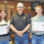 Competition winners recognized