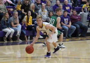 Tornadoes turn back Waterford, 56-40