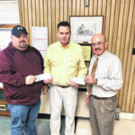 Rotary gives donations