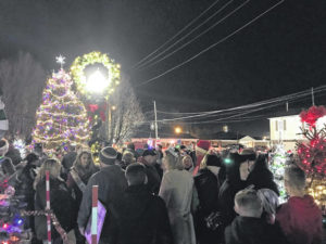 Christmas arrives in Point Pleasant