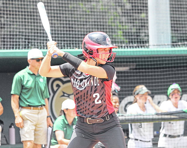 Rio Grande's Kenzie Cremeens and the rest of the RedStorm have been picked to finish first in the 2020 River States Conference Softball Preseason Coaches' Poll.