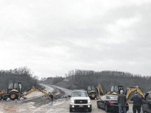Weather pushes U.S. 35 completion date