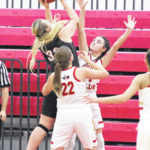 Lady Cats sweep South Gallia, 58-34
