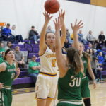 Lady Wildcats sneak past Southern, 59-57
