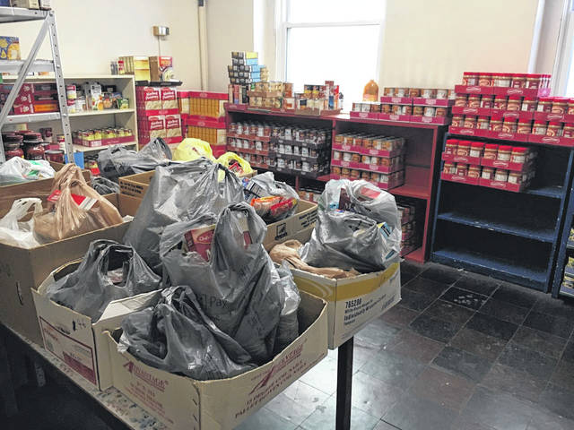 Families who live from Lakin to the Cabell County or Putnam County lines are eligible to receive food backs once every two months from the Presbyterian Church. The pantry is open every Wednesday from 10 a.m. - 2 p.m.