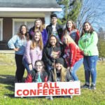 Point YLA members attend conference
