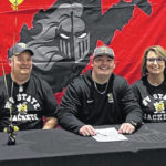 Point's Muncy signs with WVSU football
