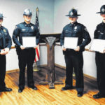 Mason PD officers recognized for efforts