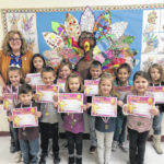 Primary School Students of the Month