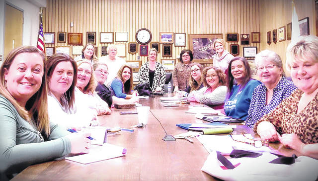 The Republican Women's Club, members pictured, has several events planned for the coming months.