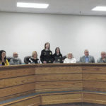 Board of Ed discusses personnel, wastewater plants