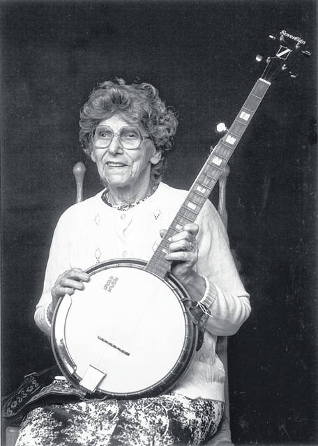 Traditional musician Phoeba Cottrell Parsons was born in Calhoun County.