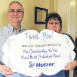 Holzer recognizes April Pediatric Sponsors
