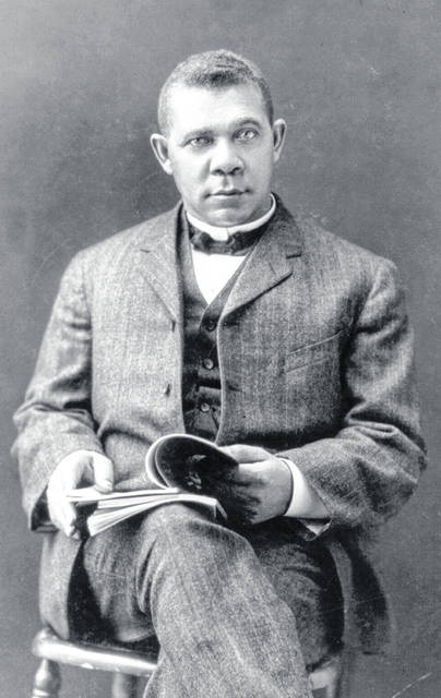 April 5, 1856: Booker T. Washington was born a slave in Virginia. In 1865, he moved with his family to Malden to join his stepfather, who had escaped from slavery during the war.