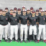 2020 Point Pleasant High School baseball team