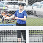 Hesson named All-OVC in tennis