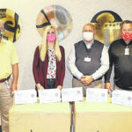 OVB donates masks to Holzer facilities