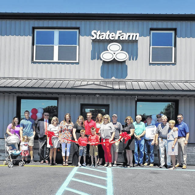 Beau Sang - State Farm recently held an open house and ribbon cutting ceremony. (Beau Sang - State Farm | Courtesy)