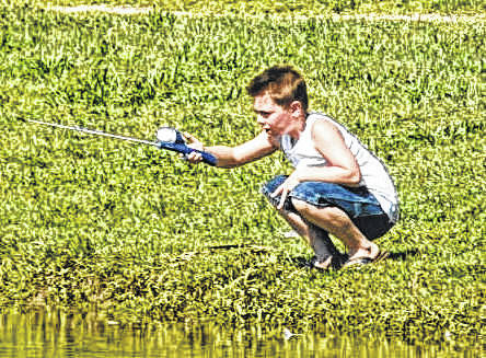 The FRN sponsored Fishing Rodeo will be on Saturday from 8-11:30 a.m. at Krodel Park.